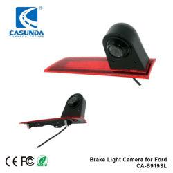 فورد ترانزيت سيارة مخصصة الرجوع للخلف الرؤية الليلية CCD كاميرا الرؤية الخلفية للسيارة الخلفية للمكابح الخلفية CMOS Ahd Top Brake Light