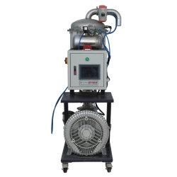 La plastica automatica di alta efficienza appallottola il caricatore della tramoggia di vuoto