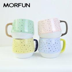 Diamond tasses à café en céramique Design personnalisé défini