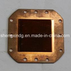 高精度の銅の真鍮のCr脱熱器ラジエーターのクーラーの冷却の暖房装置Sx463
