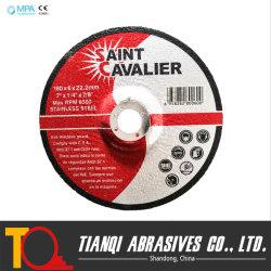 Производитель диск с отверстиями для нержавеющей стали 115X6X22.2 с Мпа и Ce сертификатов