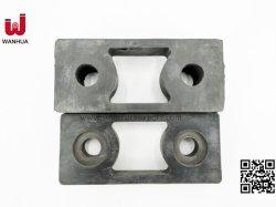 pièces de rechange HOWO réservoir d'eau tampon en caoutchouc AZ9725538202