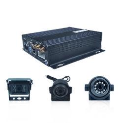 Twee van de Garantie Jaar van Kaart 4 van Mdvr BR de Videocamera van het Registreertoestel van het Kanaal 12V DVR