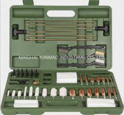 Fornitore di pulizia della pistola del kit di pulizia di spazzola della pistola di caccia della fucilazione della spazzola del kit di strumento di pulizia della pistola della spazzola della pistola di cura della pistola
