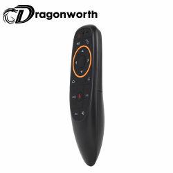 Инфракрасной клавиатуры G10 для полетов на пульте ДУ телевизора мыши мини беспроводная клавиатура с шаровой манипулятор мышь