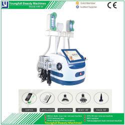 La cryothérapie Fat vide Gel Minceur double menton dépose de la machine de se froisser Cryolipolysis Anti Cellulite Gel de réduction de la beauté de la machine