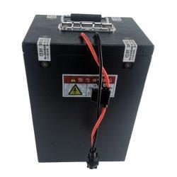 의 경우 기본 가격 60V 리튬 이온 배터리 팩 및 BMS 오토바이 지게차 스쿠터 60V 50ah LiFePO4 배터리