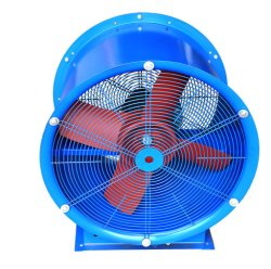 공기 송풍기 Ventilateurindustrial 대 주춧대 지면 배출 환기 팬 T35-11 No. 3.15