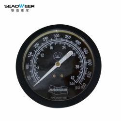 Ingersollのランドのための36841468空気圧縮機の圧力計