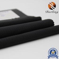 75D Polyester 3mm Plaid Spandex tecido stretch para roupa