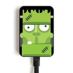 batería de polímero de litio universal móvil Banco de potencia portátil 10000mAh RoHS Powerbank inalámbrico compacto para el iPhone para Samsung