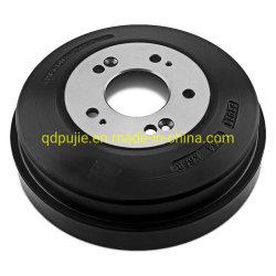El tambor de freno de hierro fundido 35010 35024 35034 80086 42431-26100 para Bus, el cuadro y coches