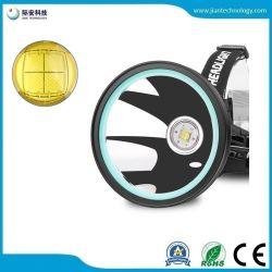 Super heller LED-im Freienscheinwerfer Xhp90 nachladbarer LED Scheinwerfer USB-
