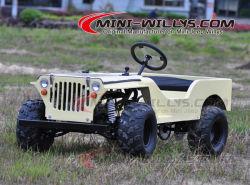 Venda Direta de fábrica Novo Mini Jeep Willys para crianças de 150cc