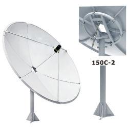 C Ku Antenne 4 van de Schotel van de Band de SatellietVinder van de Ontvanger van TV van Ku LNB C Wimax LNB van de Splitser van de Schakelaar van Diseqc van 8 Manieren