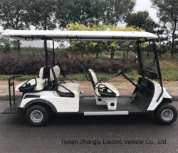 Легкие двухместные коляски для гольфа для продажи 6 мест хорошие цены