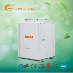 17kw Verwarmer van de van de bron lucht de Lucht van het Water aan de Warmtepomp van het Water Voor Commerciële Toepassing R407c