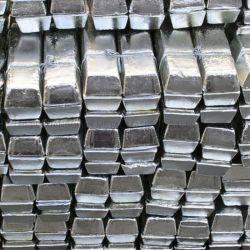 99,99% Blei Ingot Zink-Aluminium-Legierung mit Fabrik Preis verfeinert Reines Metall