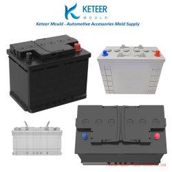 PlastikInjectiong Form für Batterie-Kasten-Kasten-Shell-Deckel, Plastikselbstautobatterie-Kasten-Form
