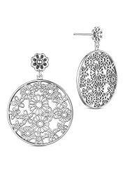 Monili/monili di modo dell'alberino delle viti prigioniere degli orecchini dell'argento sterlina di abitudine 925