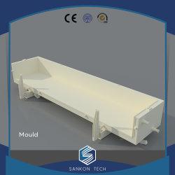 Usine de ligne de production de machine à fabriquer des briques AAC Moule