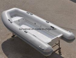 Liya-5.22,7 m de los precios de bote Pontoon Pontoon Boat construir China