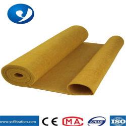 Voerde de Nieuwe Technologie van de Levering van de fabriek P84 Gevoelde in de Filter Van uitstekende kwaliteit van de Naald van het Polyamide