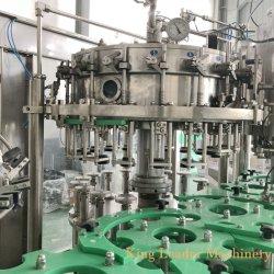 L'alcool Vin Bière ressort usine de machines de remplissage de l'eau