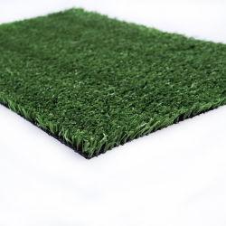 最もよいフットボールのゴルフ用品のパット用グリーンの草はフロアーリングの総合的な泥炭の人工的な草を遊ばす