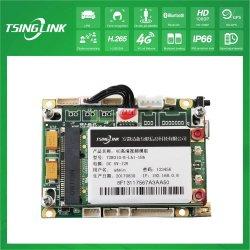 Intercomunicador de duas vias 4G HD Módulo com slot para cartão TF