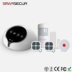 Smarsecur 3G/GSM Sistema de Alarma de seguridad inalámbrica en casa de seguridad de la casa de bricolaje