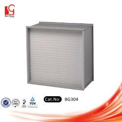Filtre HEPA de gros de purificateur d'air avec cadre en aluminium