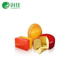 La viande de haute barrière EVOH fromage les emballages alimentaires tube thermorétrécissable de sacs d'impression