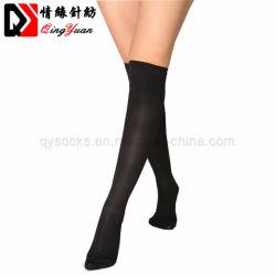 Fornecedor de fábrica de compressão de alta qualidade meias Perna Slim