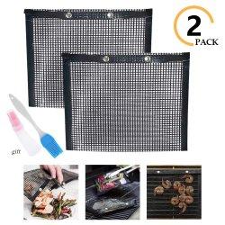 Non Stick Barbecue sac Mesh avec fibre de verre recouvert de PTFE
