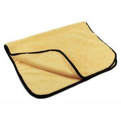 Cheap OEM de la Chine a fait en microfibre plat de cuisine, table, de la main des serviettes de nettoyage, de chiffons textiles de nettoyage à domicile en stock, le logo personnalisé Serviette de nettoyage d'impression numérique