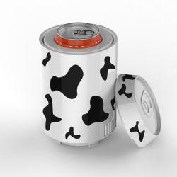 USB grossista 0,5L Bebidas Mini frigorífico bebida portátil gelo na caixa do resfriador