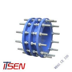 وصلة توسيع التفكيك المعدني ذات الشفة المزدوجة Ggg50 Pn16 مزدوجة