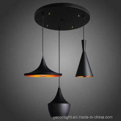 Retro 포도 수확 LED 구타 악기 ABC 펀던트 가벼운 램프