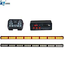 police 소방차 구급차 차로 이용되는 LED 경고등