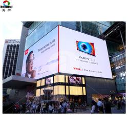 Для использования вне помещений HD большого SMD рекламы P4, P5, P6-P10 светодиодный дисплей с единичным параметром