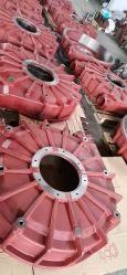 مبيت هندسة غطاء العجلة لغطاء هيكل الماكينة الهيدروليكية لقطع غيار المعدات الأصلية/الشاحنات مع استخدام نظام التحكم بالمناولة بالمكينات (CNC