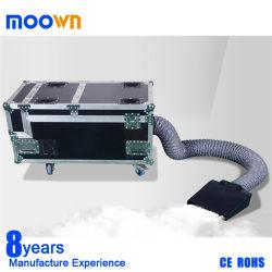 낮은 안개 기계를 만드는 3000W 물 안개 지상 연기