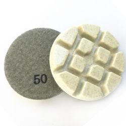 Ultra Shine polissage de diamants des plaquettes pour plancher en béton