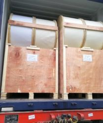 Non-Metallic FRP 광케이블 힘 일원을%s 항해에 적당한 합판 포장