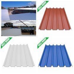 Material de construção UPVC PVC Painel de parede de Papelão Ondulado