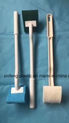 Plastikpinsel-Toiletten-Reinigungs-Pinsel-Badezimmer-Pinsel-Plastikpinsel für Reinigung