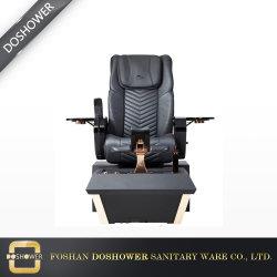 18Kローズの金およびスライバ鉱泉のリクライニングチェアのPedicureの椅子
