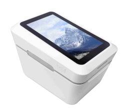 7인치 터치 스크린 Android POS 영수증 USB 열 레이블 프린터 P733