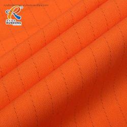 بوليستر قطر [ت/ك] 65/35 نسيج قطنيّ سميك [أنتي-ستتيك] عمل لباس بناء